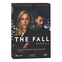 The Fall: Series 2 DVD & Blu-ray