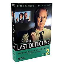 The Last Detective: Series 2 DVD