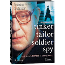 Tinker, Tailor, Soldier, Spy DVD & Blu-ray