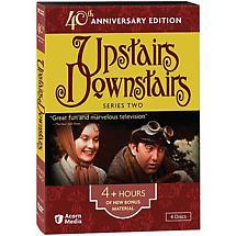 Upstairs, Downstairs: Series 2 DVD