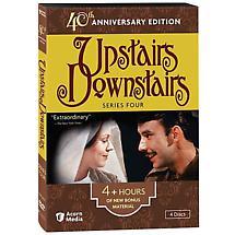 Upstairs, Downstairs: Series 4 DVD
