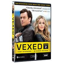 Vexed: Series 2 DVD
