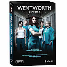 Wentworth: Season 1 DVD