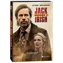 Jack Irish: Season 1 DVD & Blu-ray
