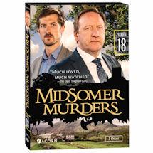 Midsomer Murders: Series 18 DVD & Blu-ray