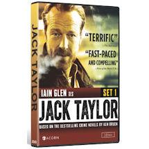 Jack Taylor: Set 1 DVD