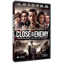 Close to the Enemy DVD & Blu-ray