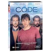 The Code: Season 2 DVD