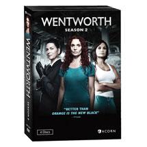 Wentworth: Season 2 DVD
