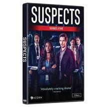 Suspects: Series 5 DVD