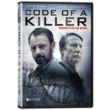 Code of a Killer DVD
