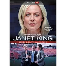 Janet King: Series 3: Playing Advantage DVD