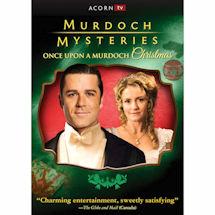 Once Upon A Murdoch Christmas DVD & Blu-ray