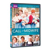 Call the Midwife: Season Six DVD & Blu-ray