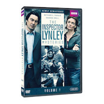 Inspector Lynley Remastered: Volume 1 DVD