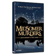 Midsomer Murders: John Barnaby's First Cases DVD