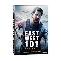 East West 101, Series 1 DVD