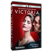 Victoria Season 2 (UK Edition) DVD & Blu-ray