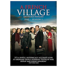 A French Village: Season 1 DVD