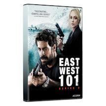 East West 101: Series 2 DVD