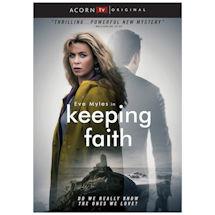 Keeping Faith, Series 1 DVD & Blu-ray