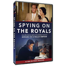 Spying on the Royals DVD