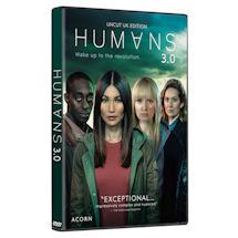 Humans 3.0 DVD & Blu-ray