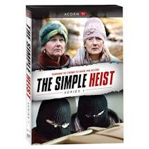 The Simple Heist DVD