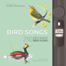 Bird Songs Push and Listen Book
