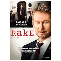 Rake: Series 5 DVD Set