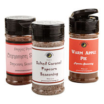 Sweet Popcorn Seasonings Sets