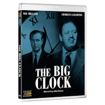 The Big Clock Blu-Ray
