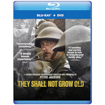 They Shall Not Grow Old DVD & Blu-ray