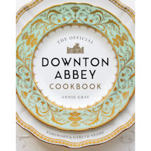 The Official Downton Abbey Hardcover Cookbook