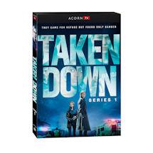 Taken Down, Series 1 DVD