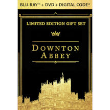 Downton Abbey: The Movie Limited Edition DVD & Blu-Ray Gift Set