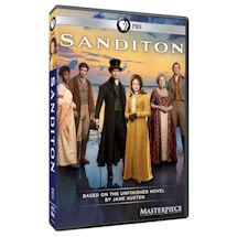 Masterpiece: Sanditon (UK Edition) DVD & Blu-Ray