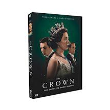 The Crown: Season 3 DVD & Blu-ray