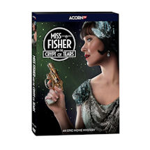 Miss Fisher & The Crypt of Tears DVD & Blu-ray