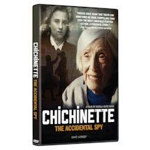 Chichinette The Accidental Spy DVD