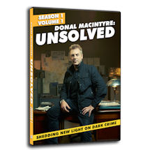 Donal McIntyre, Season 1, Volume 1 DVD