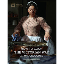 How to Cook the Victorian Way Hardcover Book