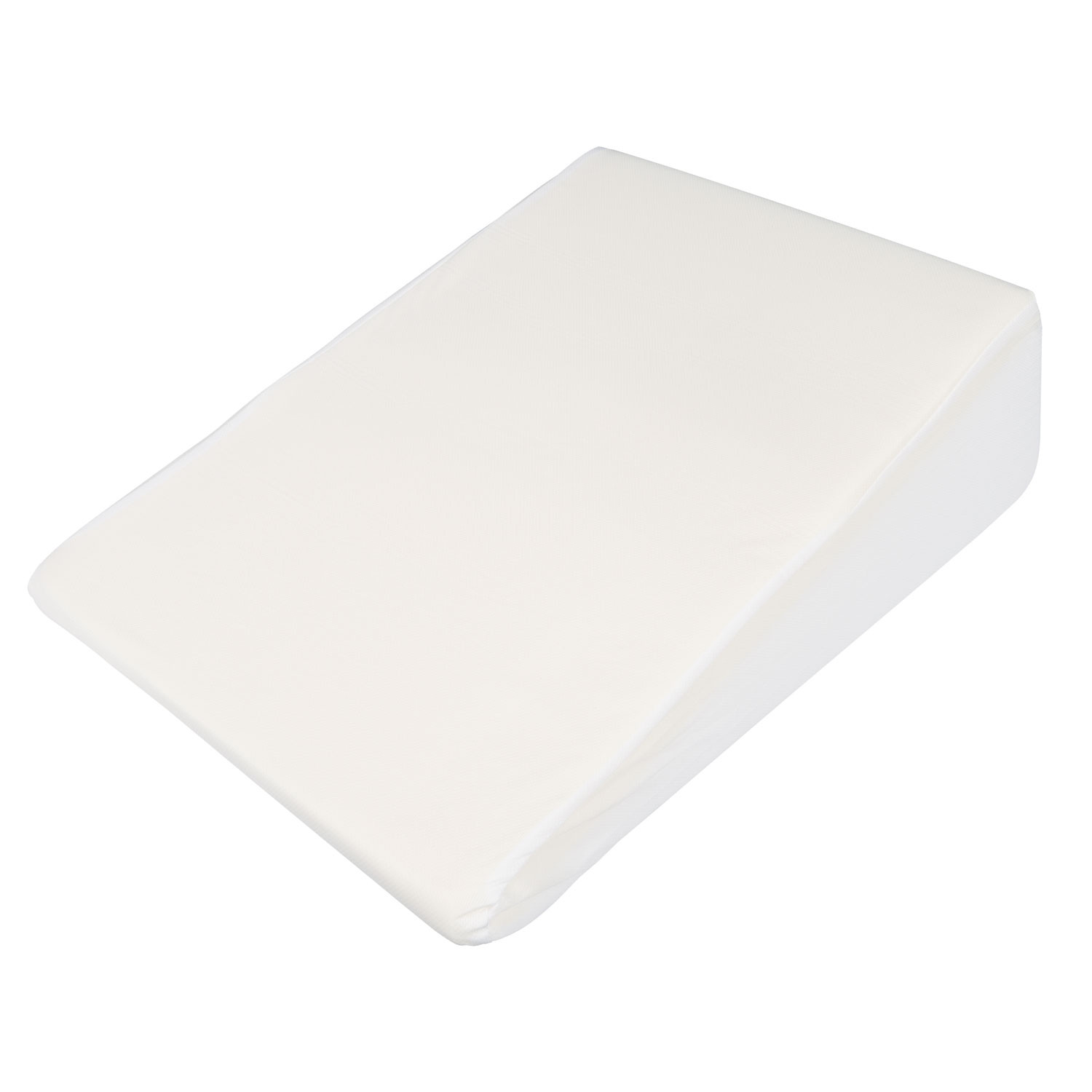 Support Plus Bed Wedge Pillow Memory Foam Triangle